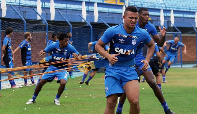 Romulo Avaí (Foto: André Palma Ribeiro/Avaí F.C.)