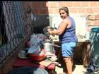 Moradores reclamam da falta de água há mais de 48 horas em Teresina