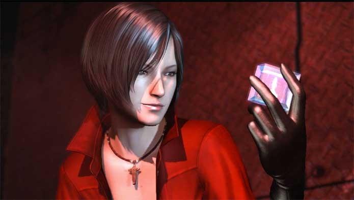Ada Wong em Resident Evil 6 (Foto: Divulgação/Capcom)