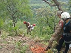 Corpos são encontrados na Serra do Carmo com marcas de tiro na cabeça