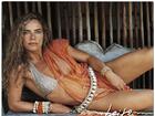 Bruna Lombardi faz novo ensaio de biquíni aos 63 anos: 'O calor chegou'