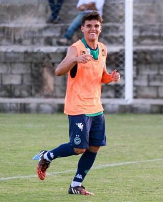 Rodrigo Goiás (Foto: Divulgação / Goiás)