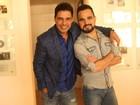 Zezé Di Camargo e Luciano lembram fatos inusitados ao longo da carreira