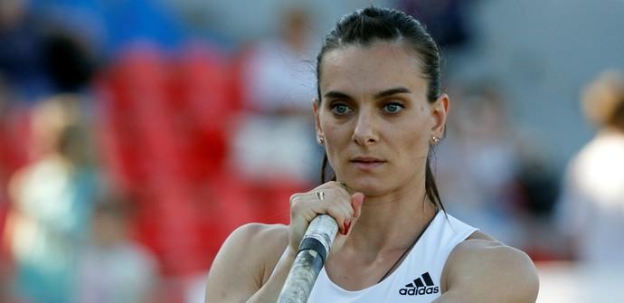 Yelena Isinbayeva (Foto: Sergei Karpukhin / Reuters)
