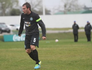 Willian Coritiba treino (Foto: Divulgação / Site oficial do Coritiba)