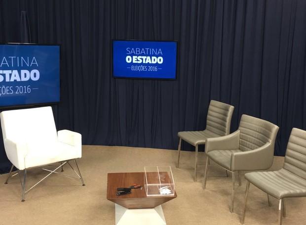 Sabatina com candidatos a prefeito de São Luís terão uma hora de duração (Foto: O Estado)