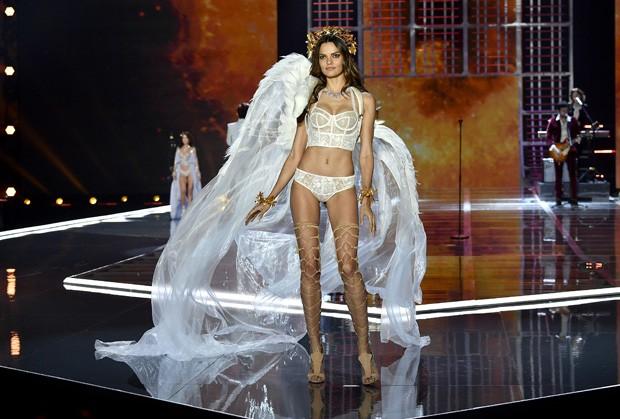 A brasileira Barbara Fialho (Foto: Getty Images)
