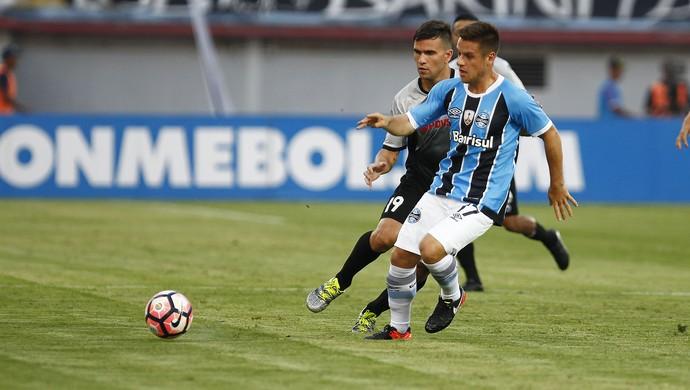 Zamora x Grêmio Libertadores Ramiro (Foto: Lucas Uebel / Grêmio / Divulgação)