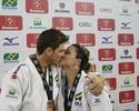 """Sonho olímpico """"atrasa"""" os planos de casamento de judocas: """"Foco é 2016"""""""