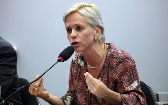 A deputada federal Cristiane Brasil (Foto: Antonio Araújo/Câmara dos Deputados)