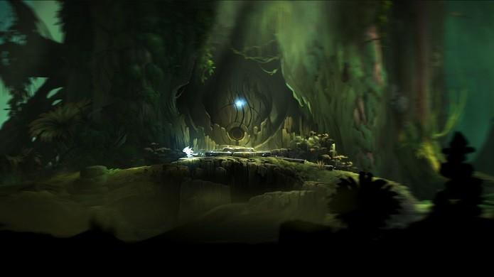 Não se engane: Ori and the Blind Forest é desafiador e cheio de puzzles (Foto: Divulgação)