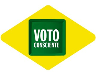 Voto Consciente (Foto: Arte/Grpcom)