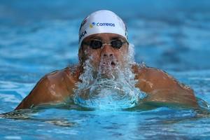 Felipe França Corinthians (Foto: Satiro Sodre/CBDA)