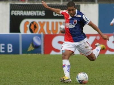 Ricardo Conceição Paraná (Foto: Divulgação/ Paraná Clube)