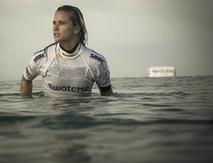 surfe Courtney Conlogue WQS frança (Foto: ASP)