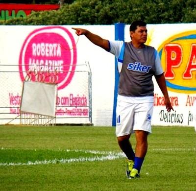 Marcos Piter Penarol-AM (Foto: Marcos Mendonça/Penarol)