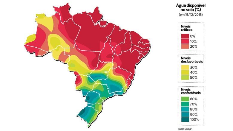 previsao-do-tempo-2016-brasil (Foto: Somar)