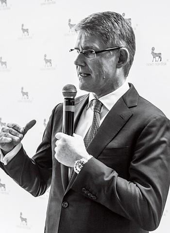 """Empresa;Entrevista;Gestão;Lars Sorensen;Mistura """"Estou na empresa há 34 anos. Temos os mesmos valores"""" (Foto: Divulgação)"""