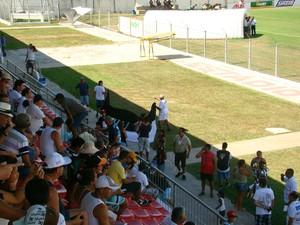 Estádio Arthur Marinho, em Corumbá (Foto: Divulgação/Corumbaense)