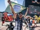Confira fotos do primeiro dia do Rock in Rio 2015