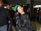 Rihanna e Chris Brown quase se esbarram em aeroporto na Austrália