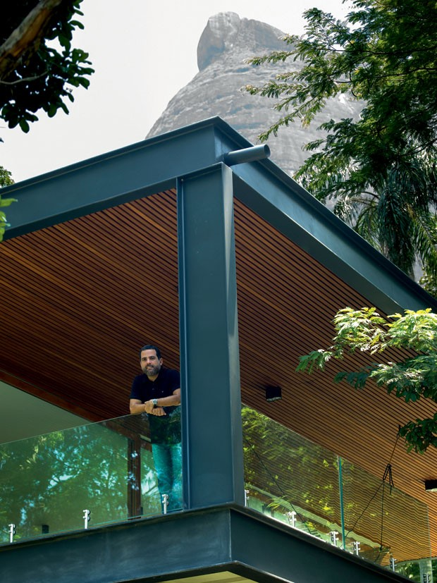 Soluções da arquitetura (Foto: Vicente de Paulo)