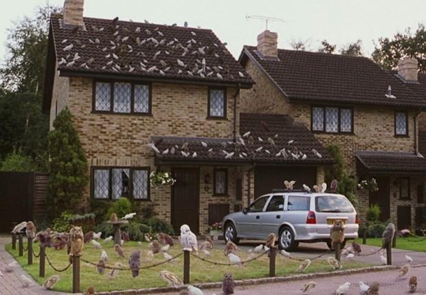 A famosa casa na Rua dos Alfeneiros foi colocada à venda por R$ 1,9 milhão (Foto: Reprodução)