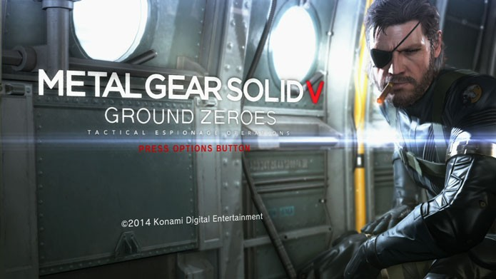 Metal Gear Solid V: Ground Zeroes é o prólogo de The Phantom Pain (Foto: Reprodução/GameSpot)