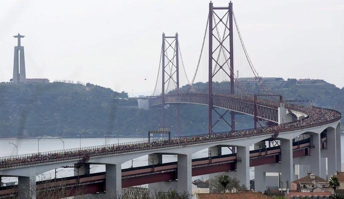 Maratona de Lisboa (Foto: EFE)