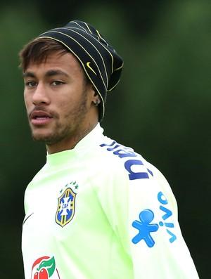 Neymar treino Brasil (Foto: Heuler Andrey / Mowa Press)