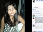 'Um choque', diz mãe de menina que desapareceu ao brincar em rio de MT