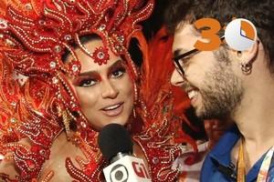 Veja todas as entrevistas com estrelas (G1)