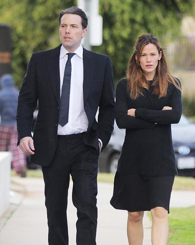 Ben e Jen (Foto: AKM Images)