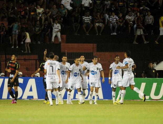 sport x abc (Foto: Aldo Carneiro / Pernambuco Press)