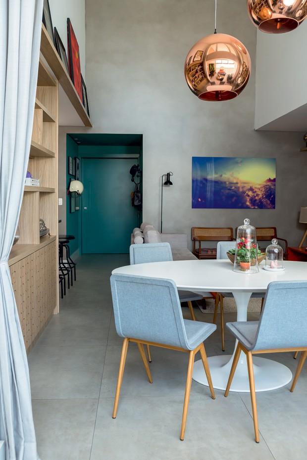 Sala De Jantar Usada Em Fortaleza ~  de limestone A arandela foi comprada em Paris (Foto Edu Castello
