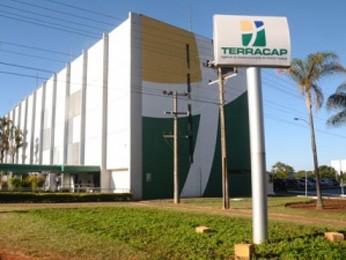 Sede da Companhia Imobiliária de Brasília (Terracap). (Foto: Mary Leal/Divulgação)