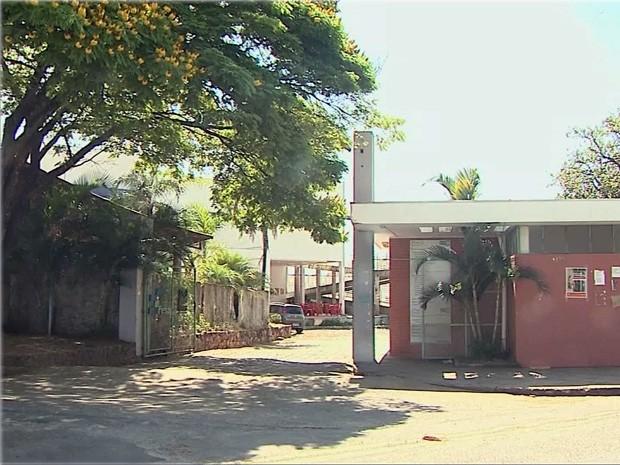 Polícia investiga suposta injúria racial na Uemg de Passos, MG (Foto: Reprodução EPTV)