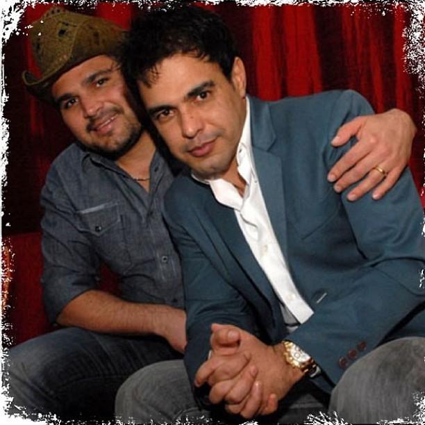 Zezé Di Camargo e Luciano (Foto: Instagram / Reprodução)