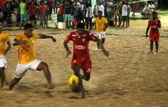 Campeonato Potiguar de Beach Soccer conhece duelos das semifinais