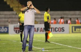 Gol no fim é evolução do Botafogo-SP em relação ao Paulista, diz Fernandes