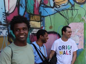 Underground Samba Lapa (Foto: Divulgação)