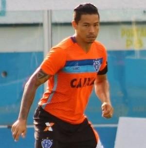 Cleyton é a novidade entre os relacionados do Papão para jogo diante do Goiás (Foto: Fernando Torres/Ascom Paysandu)