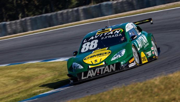 Felipe Fraga está confiante para a etapa em Curitoba (Foto: Rafael Gagliano/ Hyset/ RF1)