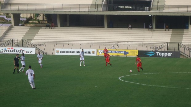 Atlético Sorocaba x Ferroviária - Copa Paulista (Foto: Marcus Vinícius Souza/Globoesporte.com)