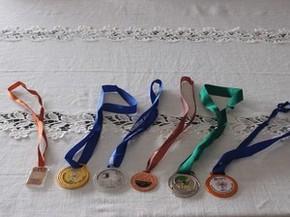 Jovem coleciona medalhas em olímpiadas de física e matemática (Foto: Beto Marques)