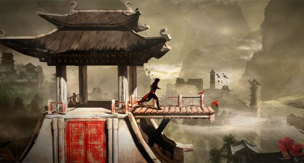 Cena de 'Assassin's Creed Chronicles: China' (Foto: Divulgação/Ubisoft)