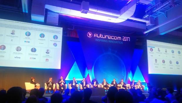 Futurecom 2017 (Foto: Divulgação)