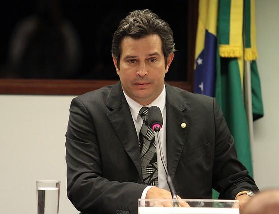 O deputado Maurício Quintella (Foto: Viola Jr./Câmara dos Deputados)