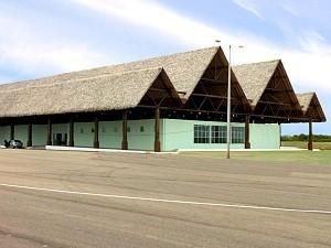 Aeroporto de Aracati (Foto: Governo do Estado/Divulgação)