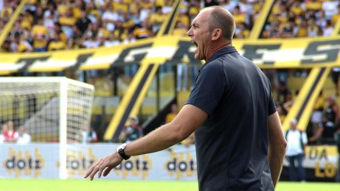 Gilmar Dal Pozzo Chapecoense contra o Criciúma (Foto: Diego Carvalho/Aguante/Chapecoense)
